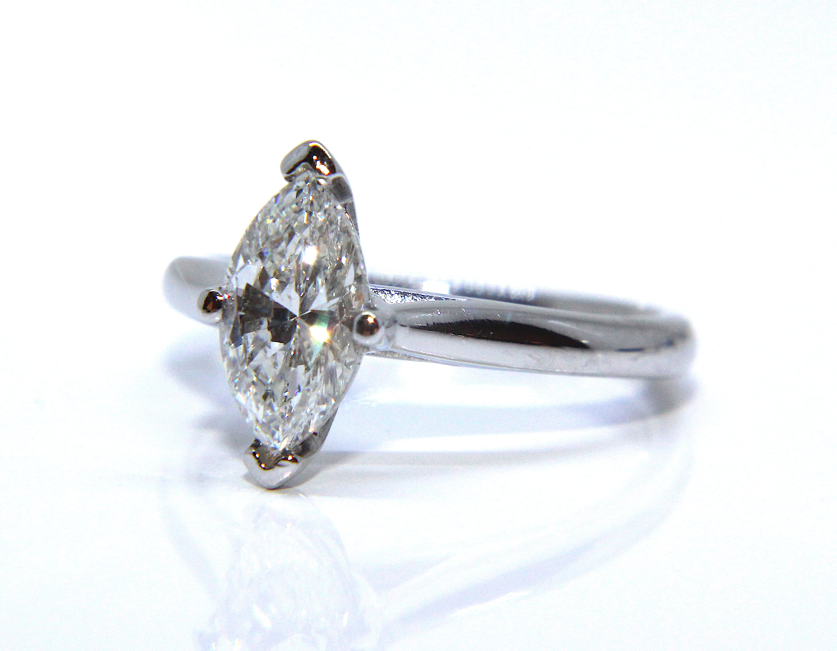 twisted cfm pave in marquise engagementdetails rings blue engagement diamond sapphires band petite white gold with ring