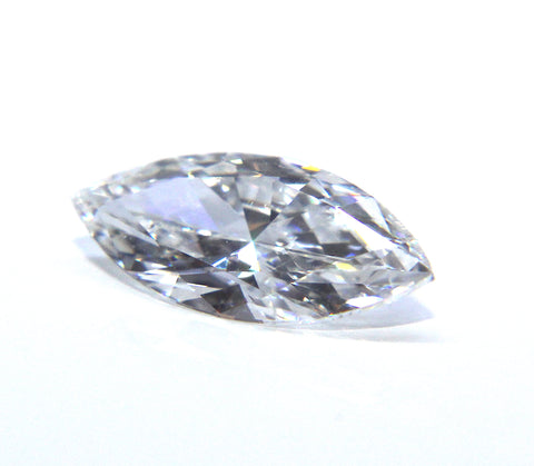 Campbell Jewellers 0.50ct F SI1 Marquise Brilliant GIA Certified Diamond