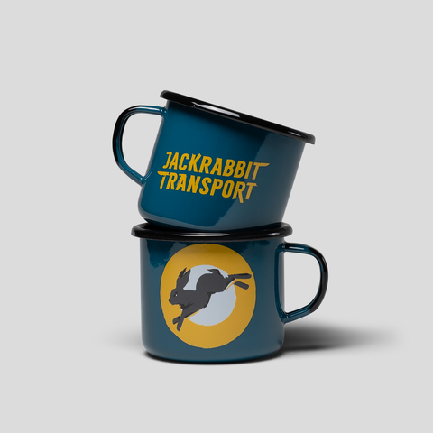 Official Hinterland™ Jackrabbit Transport Mug