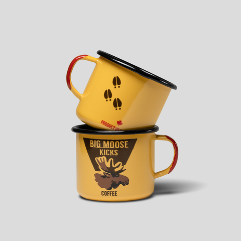 Official Hinterland™ Big Moose Kicks Coffee Mug