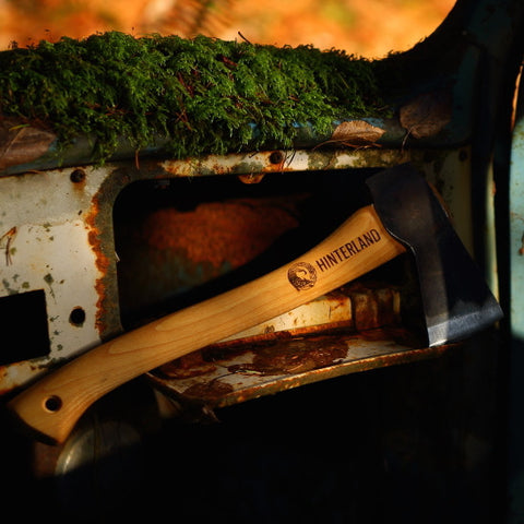 The Hinterland Edition Hunter's Hatchet by Wetterlings