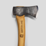 HINTERLAND™ Hunter's Hatchet head view