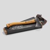 HINTERLAND™ Hunter's Hatchet with box.
