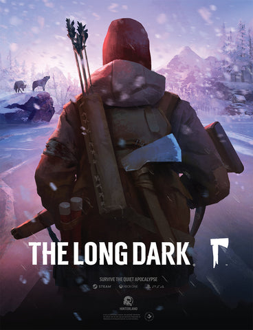 The Long Dark® Key Art Poster