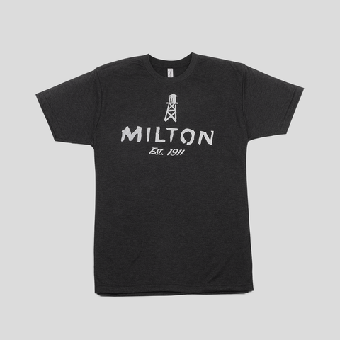 Town of Milton t-shirt for men.