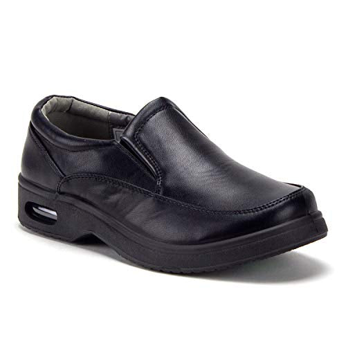 Men's Safety Slip Resistant Restaurant Chef Kitchen Work Shoes - Jazame, Inc.