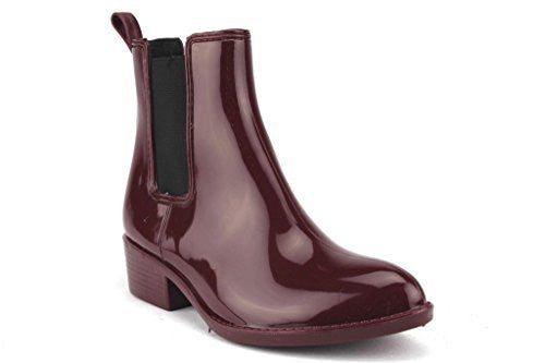 Women's Roman Jelly Ankle High Rain Boots - Jazame, Inc.