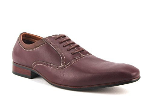 Ferro Aldo Men's 19386L Balmoral Dress Casual Oxfords Shoes - Jazame, Inc.
