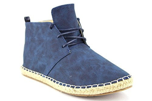 Women's Glory-4 Ankle High Espadrille Desert Boots - Jazame, Inc.