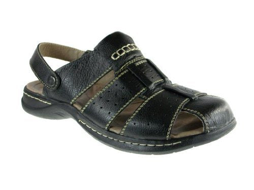 New Men's P-701 Leather Convertible Fisherman Sandals - Jazame, Inc.