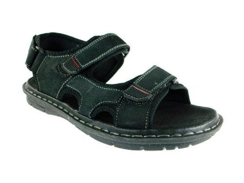 J Awake Men's Diego03 Casual Comfort Sandals - Jazame, Inc.