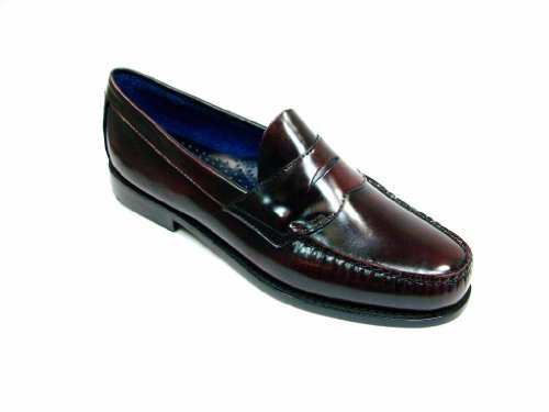 Men's Rencrist Bass Penny Loafers Dress Shoes - Jazame, Inc.