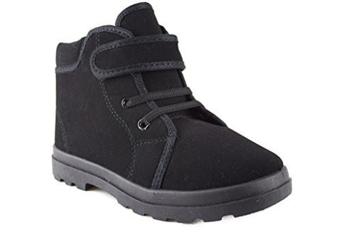 Kids Toddler Boys 932 Desert Suede Fleece Lined Chukka Boots