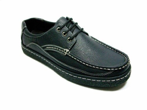 Men's L-276 Lace Up Oxfords Casual Shoes - Jazame, Inc.