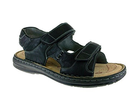 J's Awake Men's Locus-83 Open Toe Comfort Sandals