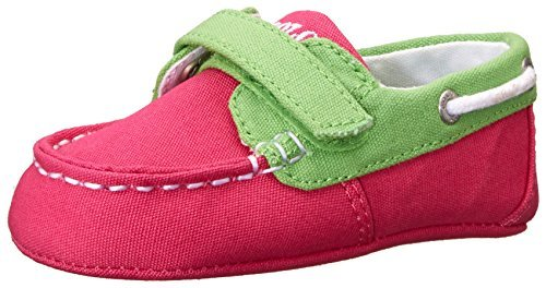Ralph Lauren Layette Sander EZ Crib Shoe (Infant/Toddler)