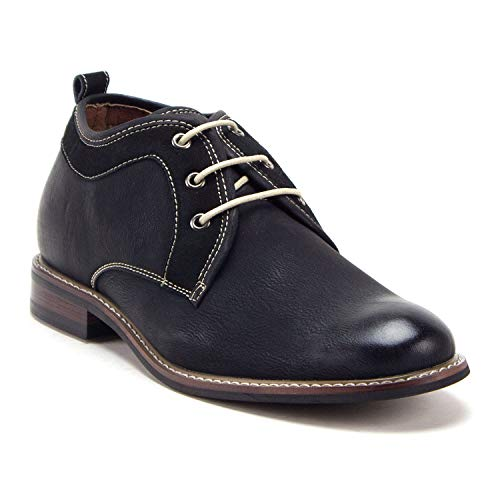 Men's 617368 Classic Ankle High Lace Up Chukka Dress Boots - Jazame, Inc.