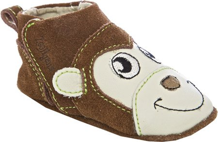 Zooligans Infants/Toddlers Chimp the Monkey Brown