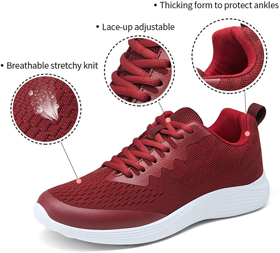 Women's Running Shoes Sports Athletic Tennis Gym Shoes Fashion Sneakers