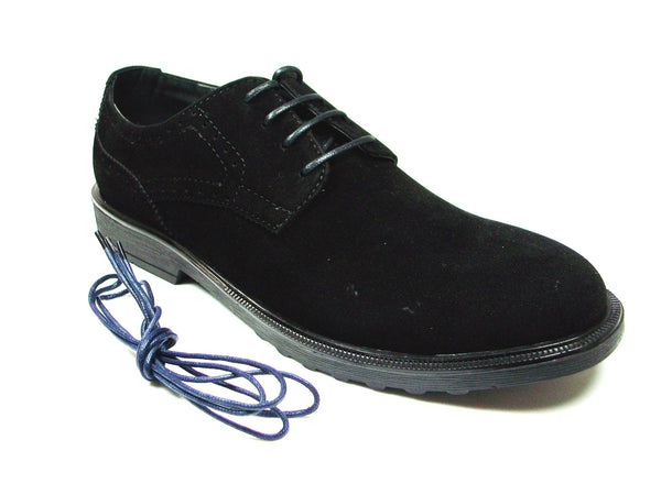 Men's Elvis Lace Up Contrast Sole Oxfords Dress Shoes - Jazame, Inc.