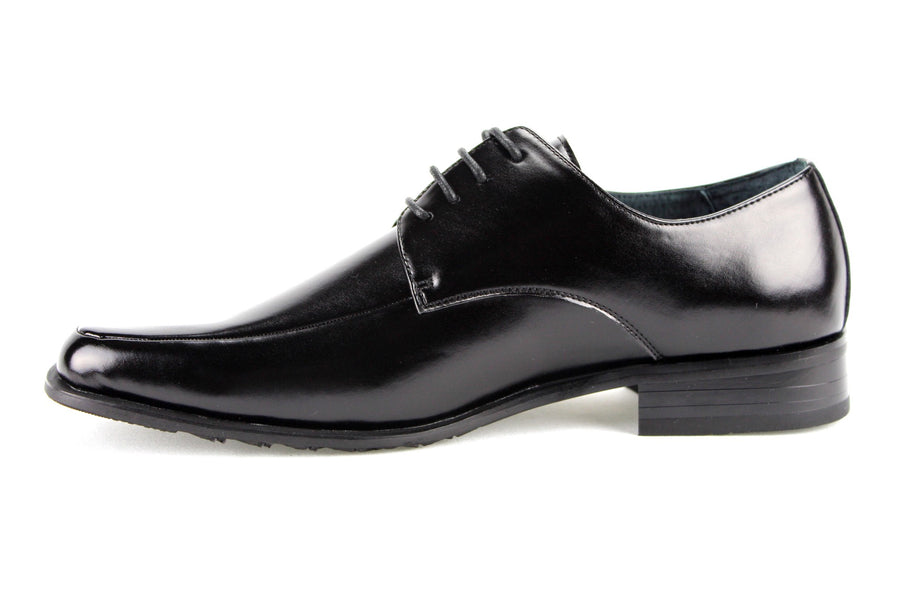 Men's AM-18307 Leather Lining Classic Lace Up  Oxfords Dress Shoes - Jazame, Inc.