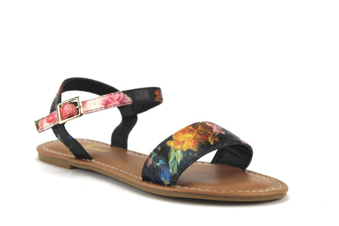 Women's Iynx Ankle Strap Open Toe Sandals