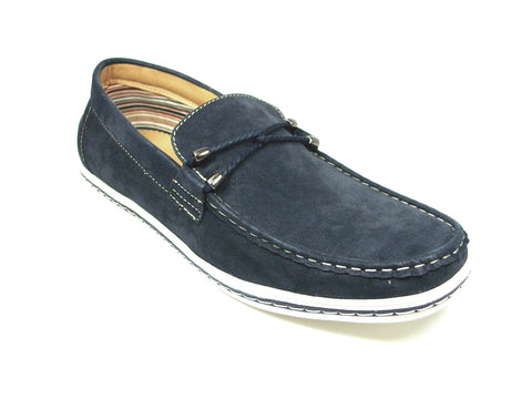 Mens Polar Fox Casual Loafers Blue Shoes 30206