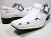 Boys Conal Sandals Dress Loafers Shoes K-61011 White-17 - Jazame, Inc.
