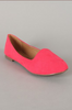 Women's Slip On Suede Ballerina Flat Shoes Jolene-01 - Jazame, Inc.