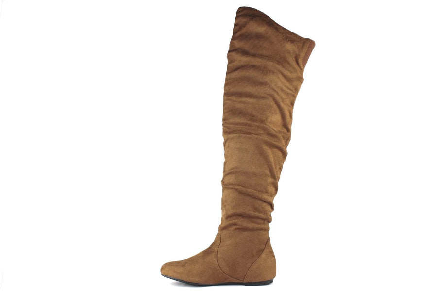 Women's London Thigh High Over The Knee Boots - Jazame, Inc.