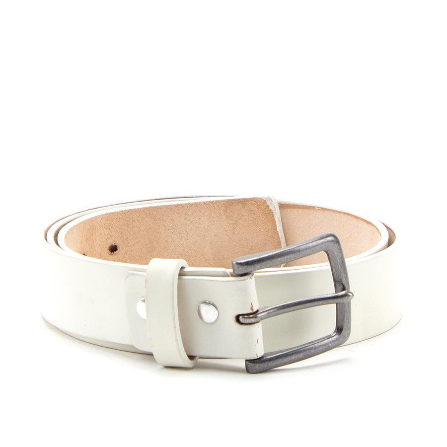 Handmade Leather Belt for Men - Jazame, Inc.