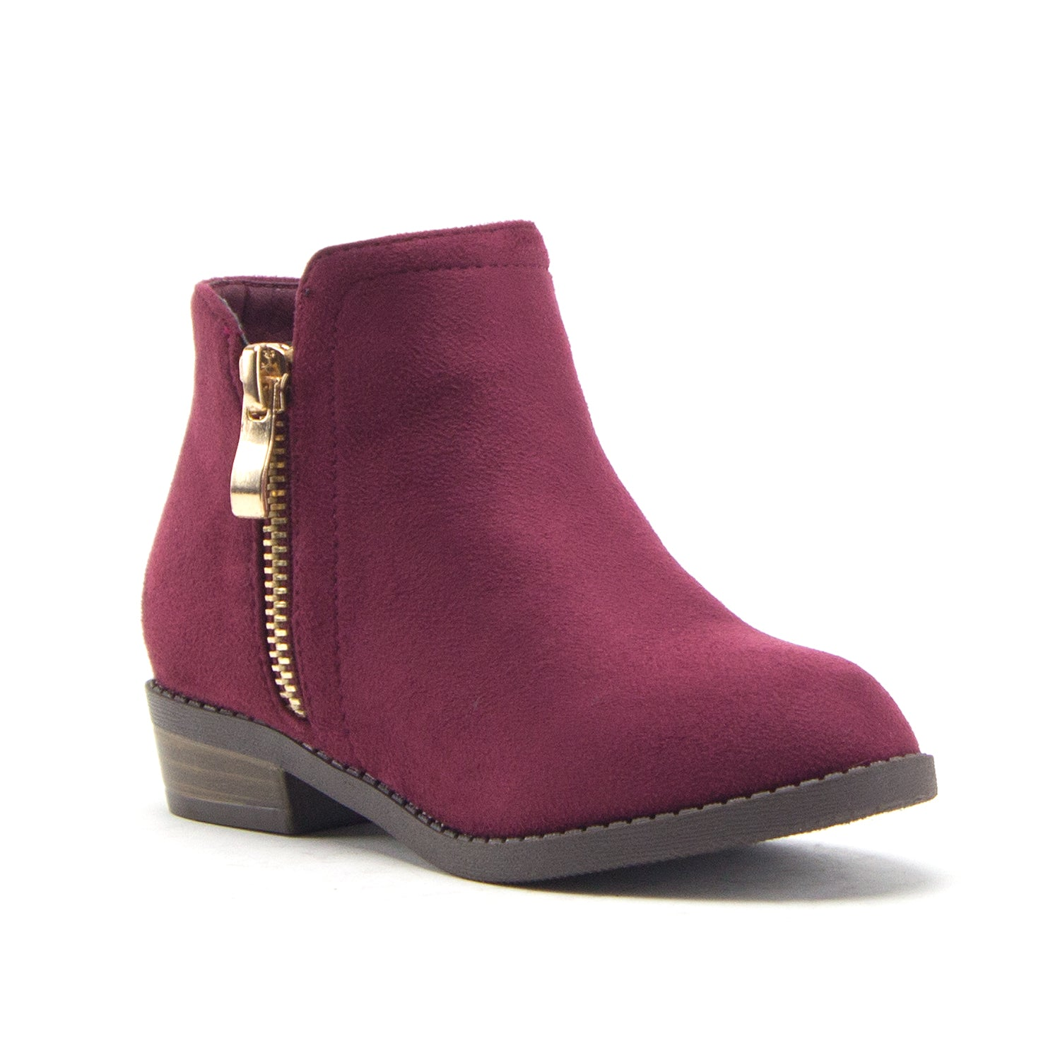 Little Kids Girls Ankle High Booties