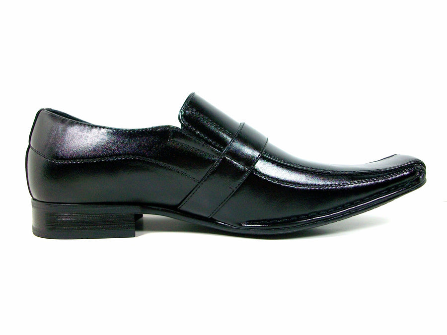Men's M-19231 Classic Slip On Loafers Dress Shoes - Jazame, Inc.