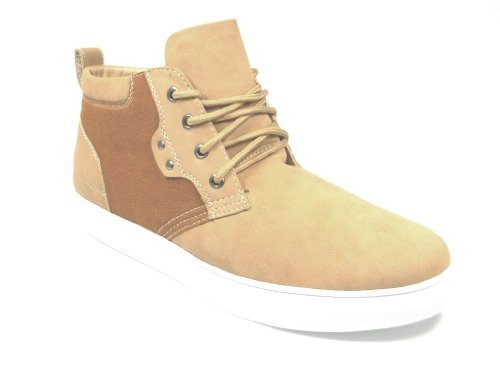 Men's 55011 High Top Fashion Sneaker Dress Casual Boots - Jazame, Inc.