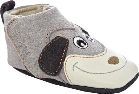 Zooligans Infants/Toddlers Tiny the Puppy Grey