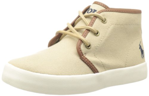 Polo Ralph Lauren Kids Ethan Mid Lace-Up Sneaker - Jazame, Inc.
