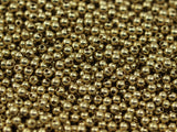 50 Raw Brass Spacer Bead , Findings (3 mm) brs 0103 (B0030)