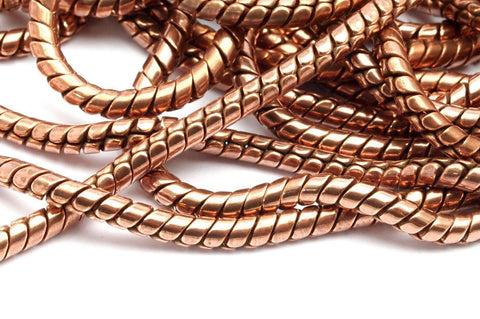 1 M Vintage Copper Huge Snake Chain (3.50 Mm) Z084