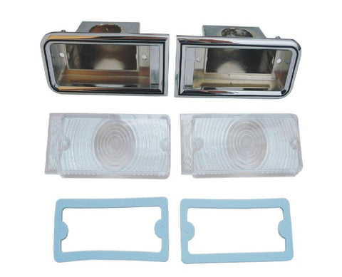 1305-BLSET Mopar 1966 Dodge Coronet Back-Up Light Set - Mopar Plus Restoration Parts