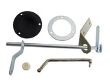 131-ASL Mopar 1967-72 A-body Automatic Console Floor Shifter Lever Kit - Mopar Plus Restoration Parts