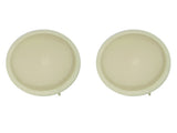 131-L Mopar 1966-70 B-body Console Light Lens - Mopar Plus Restoration Parts