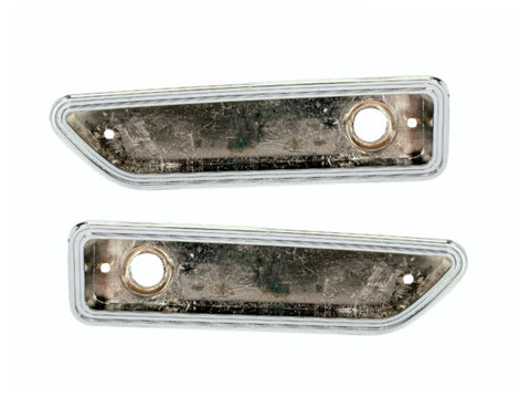 214 Mopar 1970-71 Dodge Challenger Rear Side Marker Bezel - Mopar Plus Restoration Parts