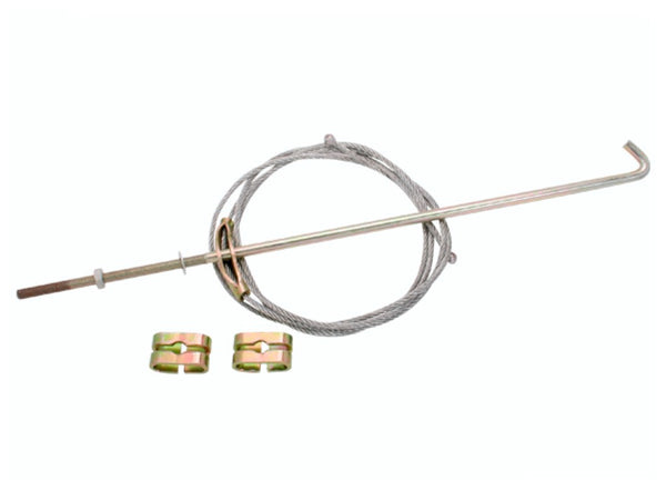 236 Mopar 1970-74 E-body Parking Brake Cable