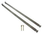 243-A Mopar 1968-76 A-body Gas Tank Straps - Mopar Plus Restoration Parts