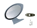 284A-RHP Mopar 1970 A-body Painted RH Mirror - Mopar Plus Restoration Parts