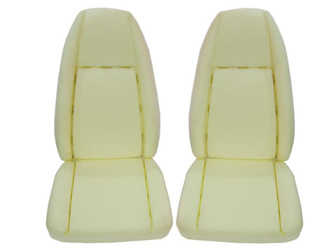3840-70 Mopar 1970 A-body Seat Foams - Mopar Plus Restoration Parts