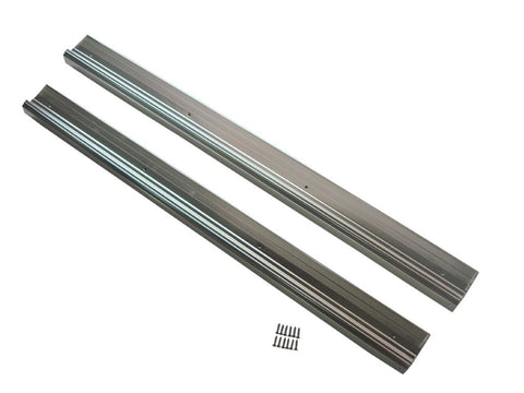 466-A Mopar 1967-76 A-Body Door Sill Plates - Mopar Plus Restoration Parts