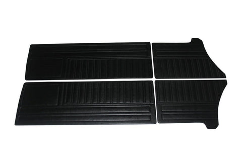 6504 Mopar 1970 Duster And Duster 340 Front and Rear Door Panels - Mopar Plus Restoration Parts