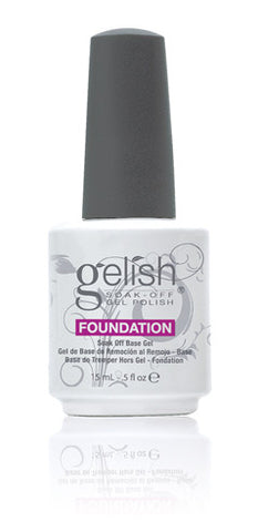 Harmony Gelish FOUNDATION- Soak-Off Base Gel