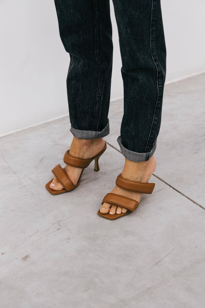 PERNILLE TEISBAEK STRAPPY SANDALS IN BROWN Shoes KURE